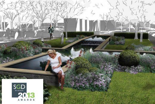 A unique community park in Bristol